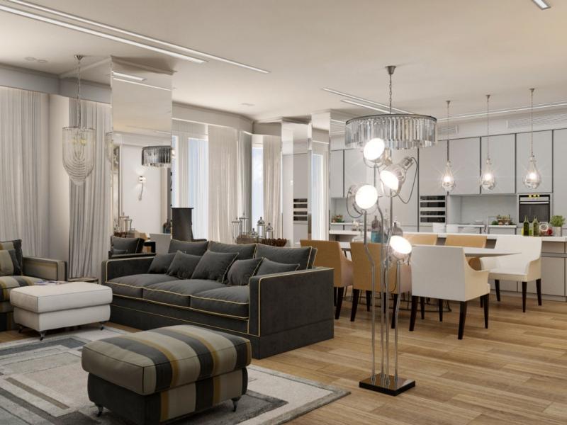 Квартира 300 кв.м. ул. Коштоянца
